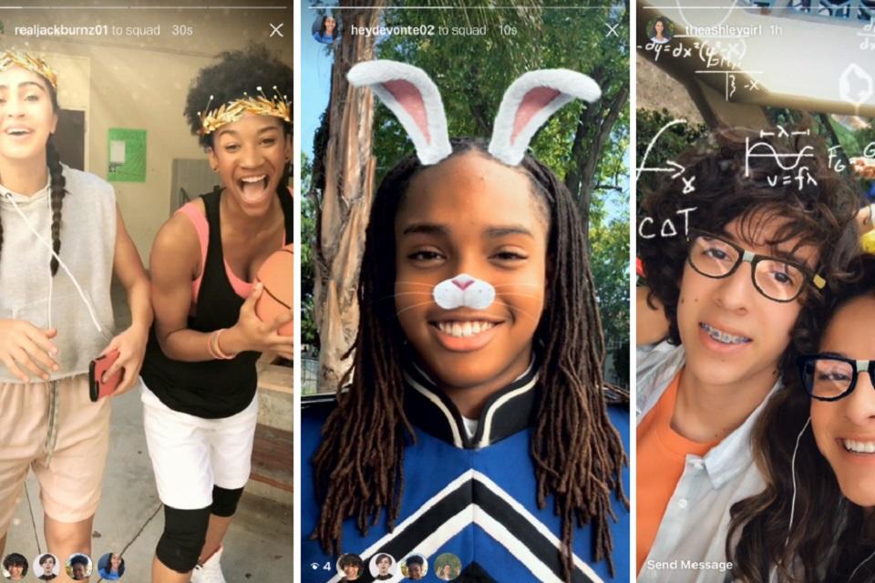 Imagem de Azedou para o Snapchat: Instagram lança filtros e máscaras para vídeos no tecmundo