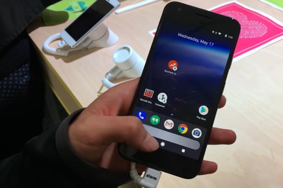 Imagem de Na surdina, Google redesenhou o launcher do Pixel [vídeos] no tecmundo