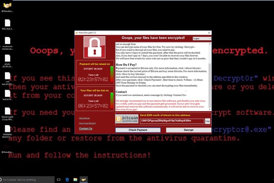 Imagem de Não pague ransomware: conheça as ferramentas para combater o WannaCry no tecmundo