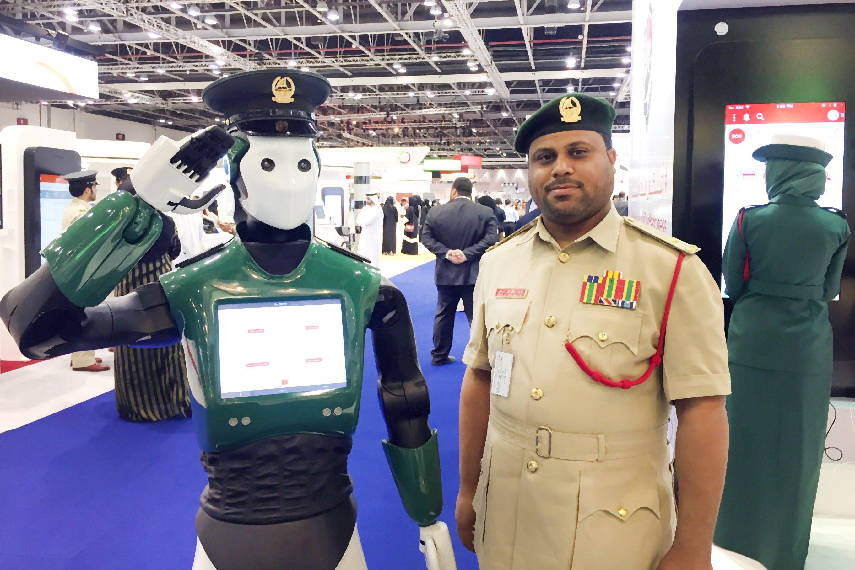 Imagem de  Cidade de Dubai vai ganhar seu primeiro policial robô no tecmundo