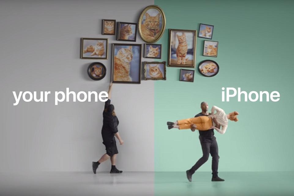 Imagem de Apple trolla Android em busca de mais usuários no tecmundo