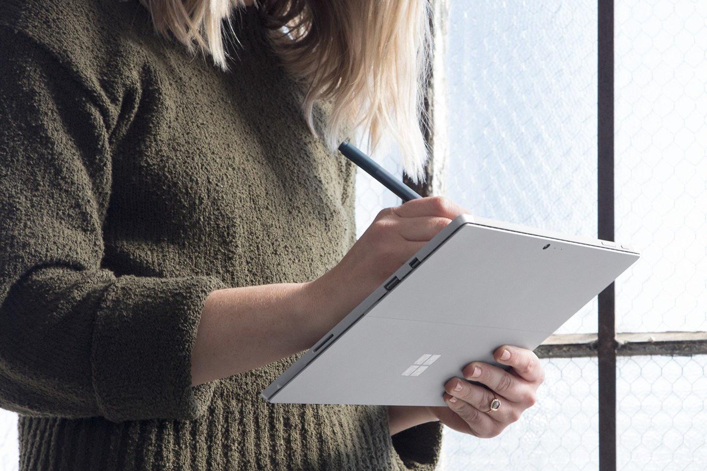 Imagem de Microsoft anuncia novos Surface Pro e Surface Pen no tecmundo