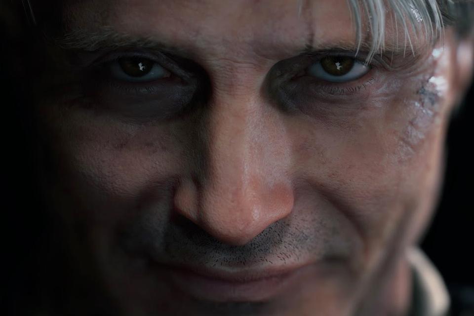 Imagem de Death Stranding: nome do personagem de Mads Mikkelsen pode ter vazado no tecmundo