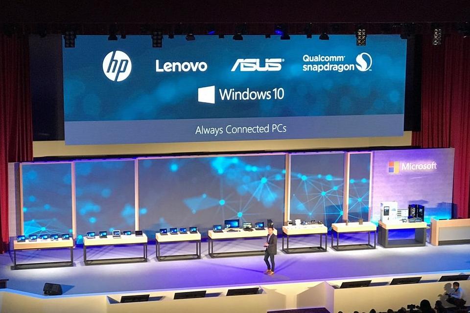 Imagem de ASUS, HP e Lenovo vão produzir PCs Windows 10 com processadores da Qualcomm no tecmundo