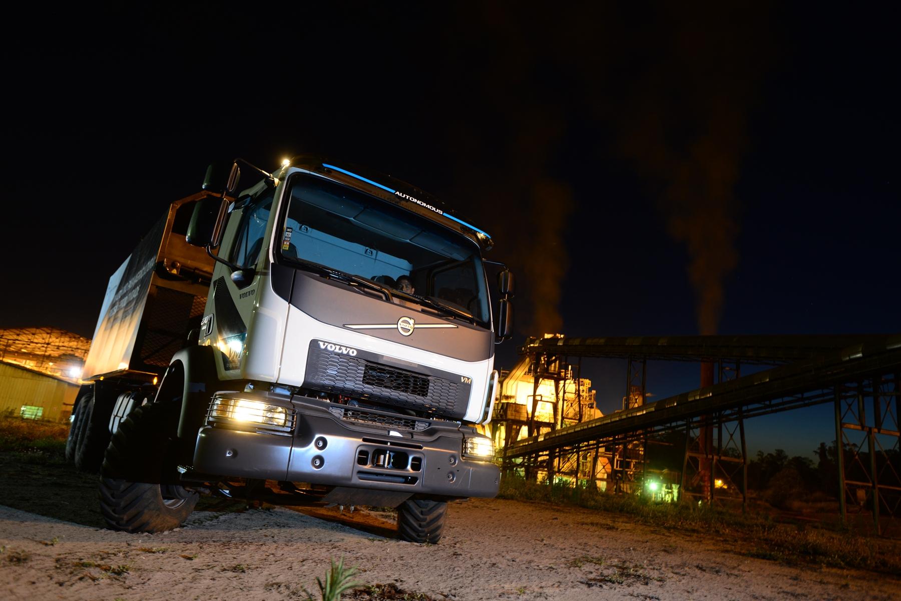 Imagem de Volvo apresenta caminhão autônomo brasileiríssimo para colheita de cana no tecmundo