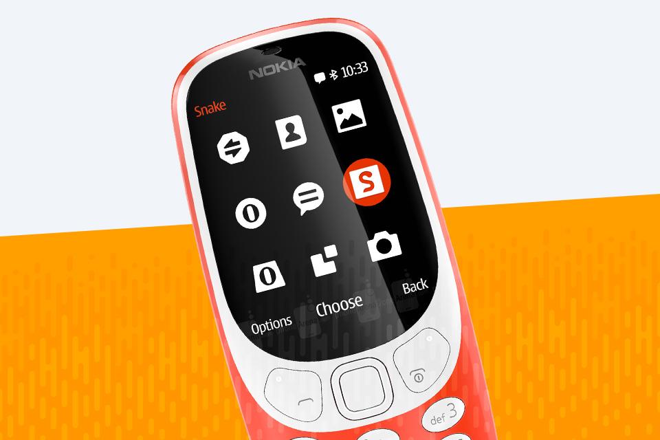 """Imagem de Primeiras impressões: confira o que achamos do """"indestrutível"""" Nokia 3310 no tecmundo"""