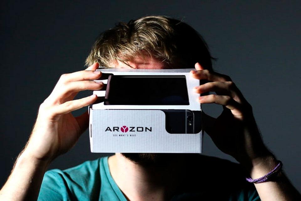 Imagem de Aryzon quer ser o gadget mais acessível para realidade aumentada no tecmundo