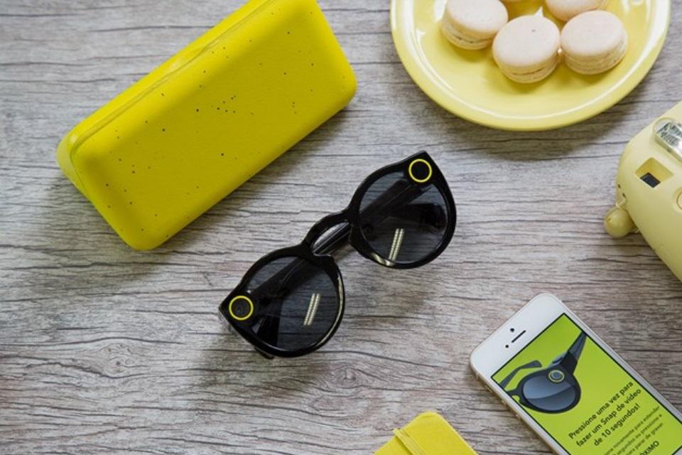 Imagem de Snapchat já estaria trabalhando em segunda geração do Spectacles no tecmundo