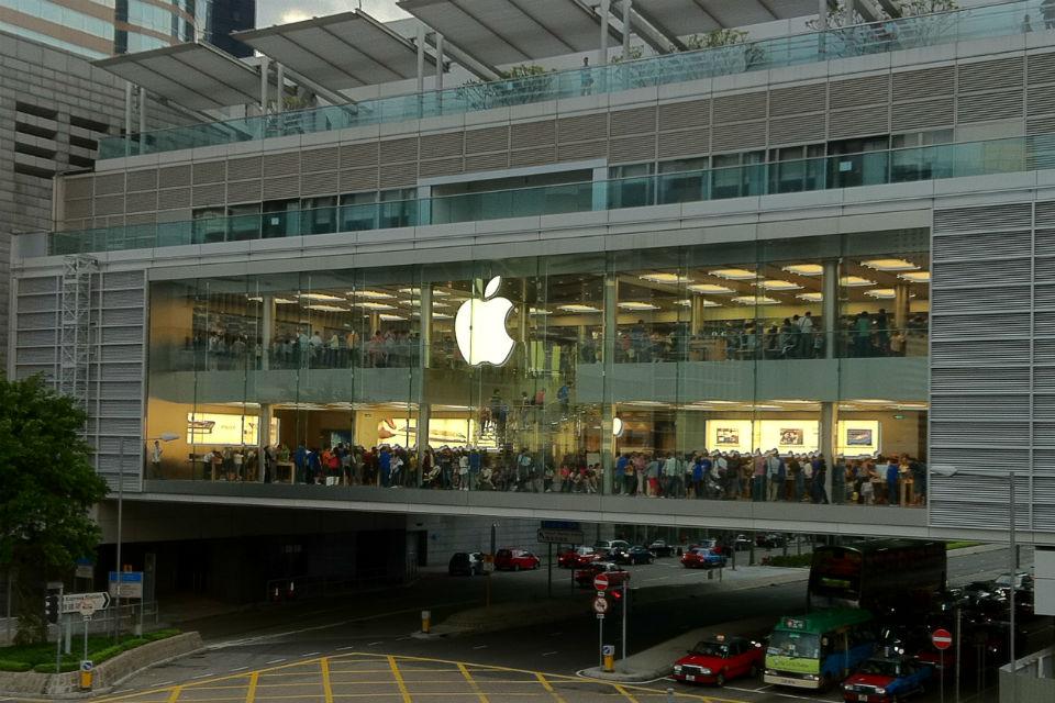 Imagem de Em queda: ações da Apple caem com incertezas sobre iPhone 8  no tecmundo