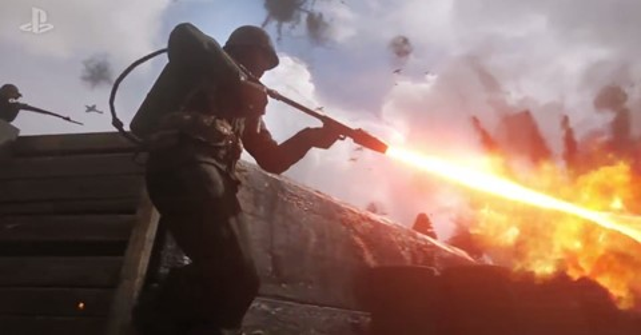 Imagem de Call of Duty: WW2 ganha trailer incrível e explosivo na conferência da E3 no tecmundo