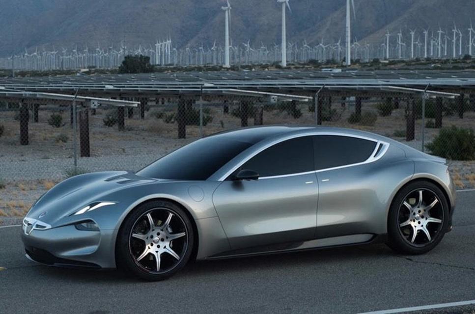Imagem de Criação de ex-designer da Tesla, Fisker Emotion é finalmente revelado no tecmundo