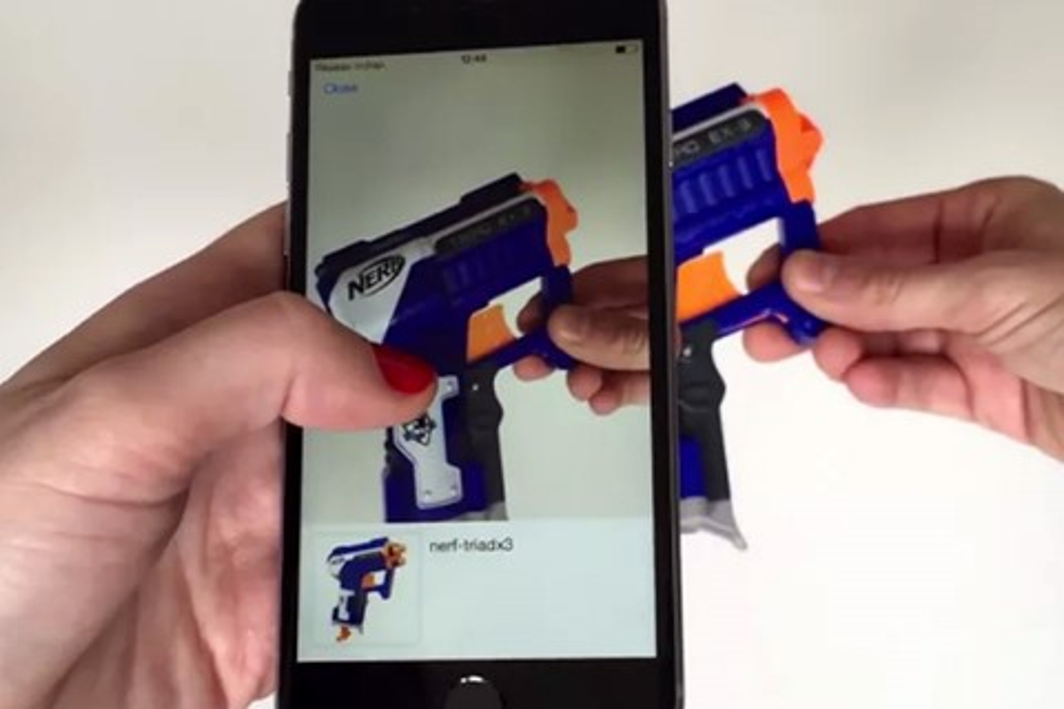 Imagem de Google lança rede de reconhecimento de objetos com dispositivos móveis no tecmundo