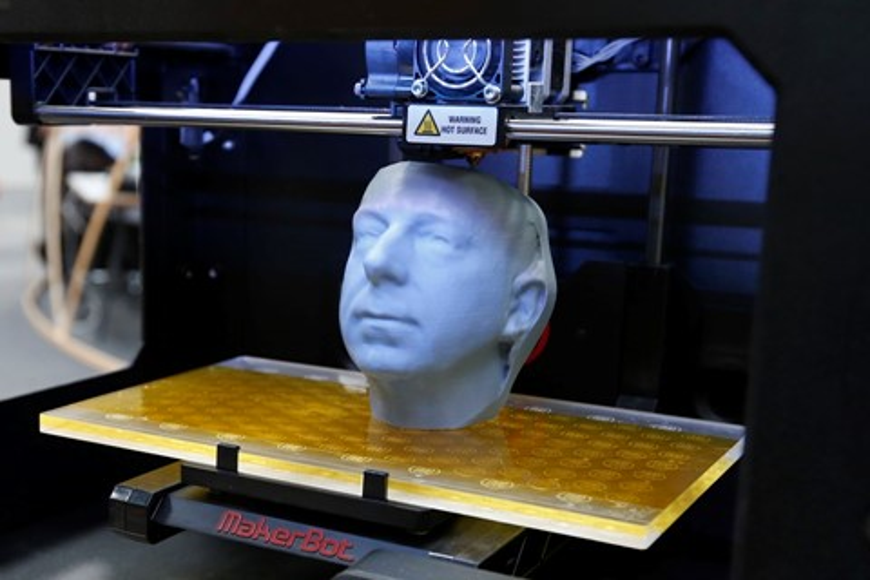 Imagem de Já é possível criar seres humanos em impressoras 3D? no tecmundo