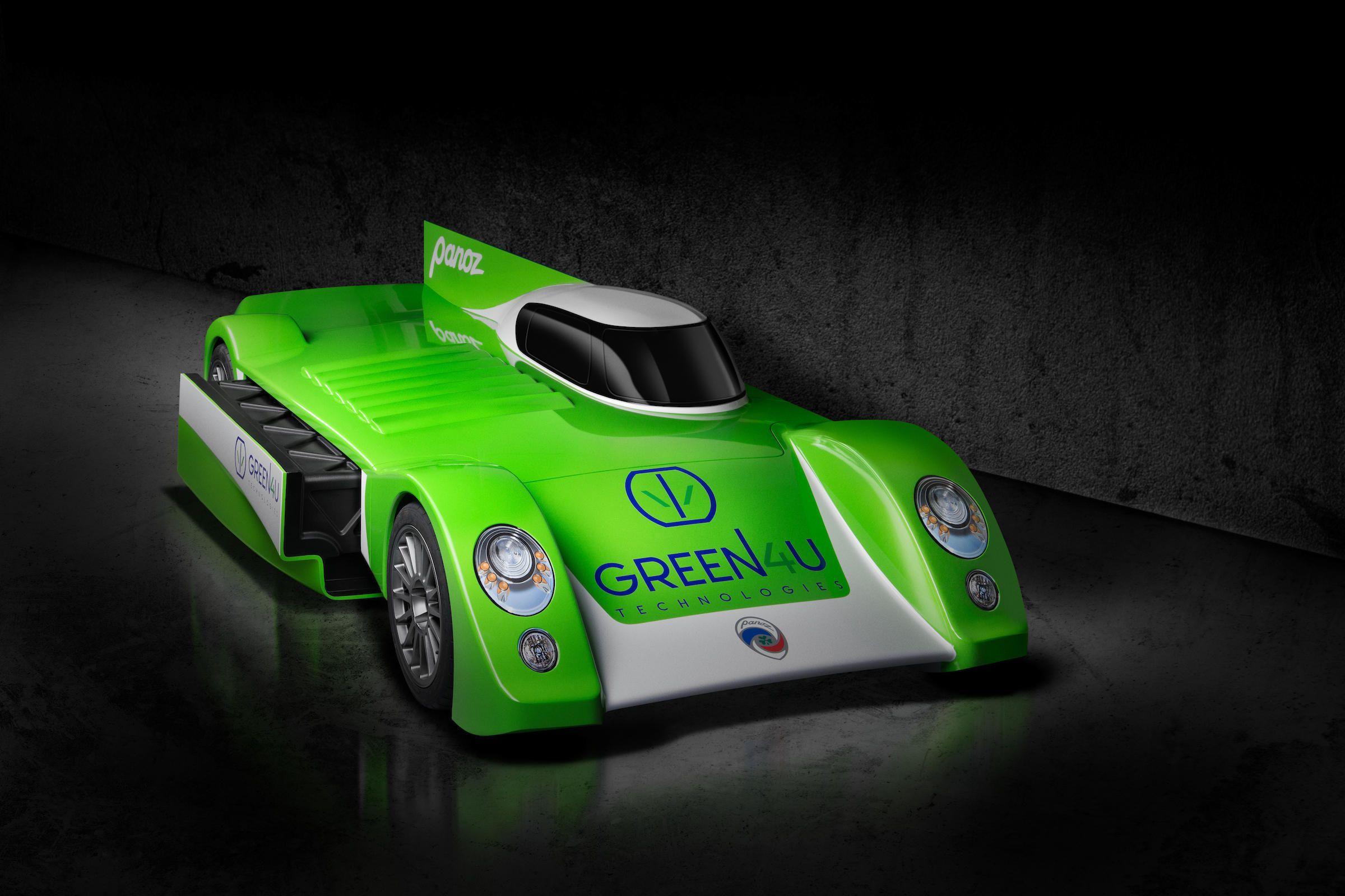 Imagem de Além da Fórmula E, outra categoria vai receber modelo elétrico de corrida no tecmundo