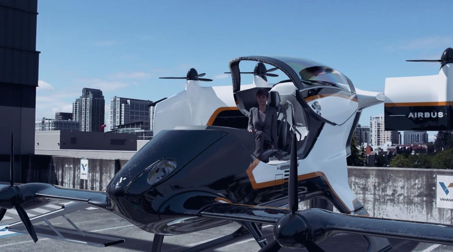 Imagem de É assim que vai ser a sua (possível) experiência com um táxi voador no tecmundo