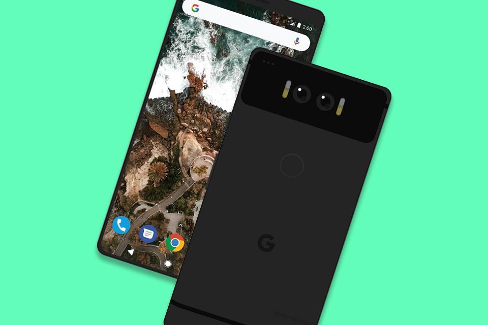 Imagem de Google Pixel 2 pode ser o smartphone mais belo do mercado [imagem conceito] no tecmundo