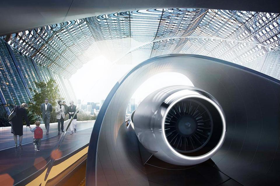 Imagem de Coréia do Sul quer construir rede de testes em tamanho real para Hyperloop no tecmundo