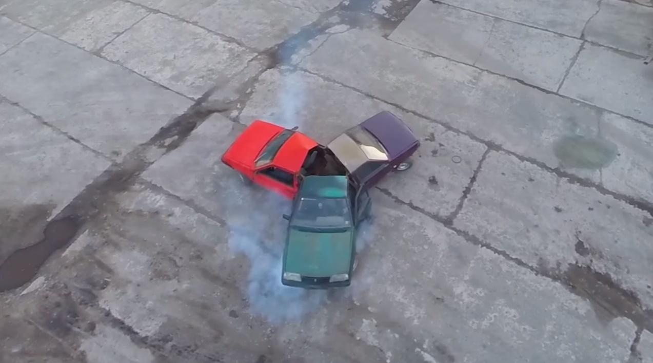 Imagem de Vídeo mostra como é um fidget spinner genuinamente russo no tecmundo