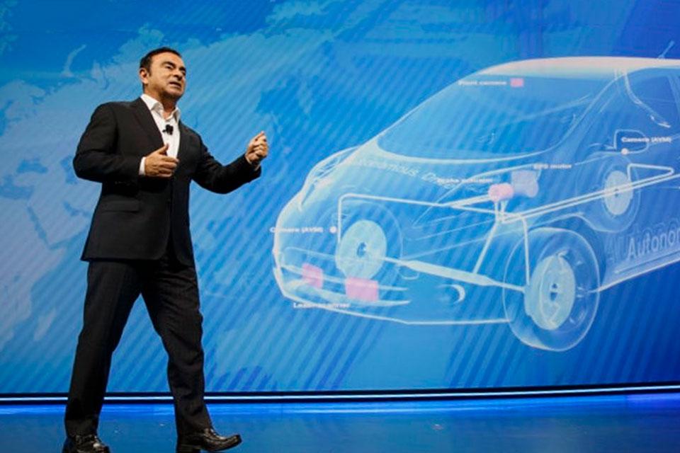 Imagem de Nissan-Renault e DeNA se juntam para criar ride sharing com carro autônomo no tecmundo