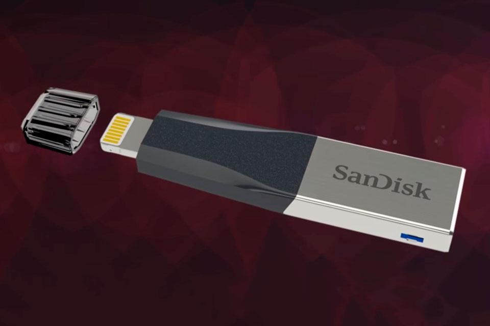Imagem de SanDisk lança versão compacta do pendrive iXpand Mini para iDevices no tecmundo