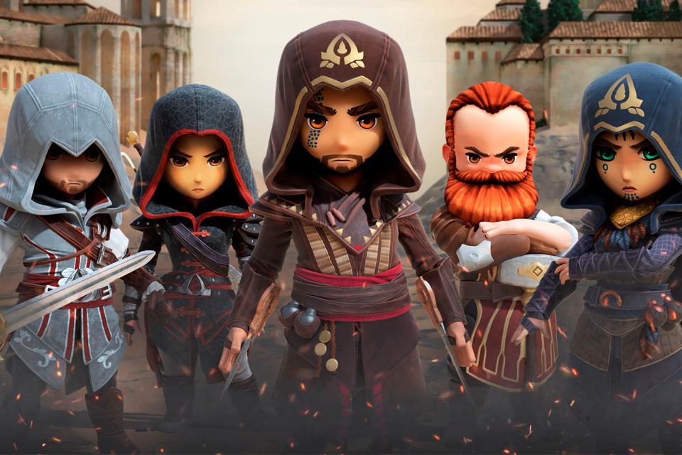 Imagem de Assassin's Creed Rebellion é o jogo da série que chegará para Android e iOS no tecmundo