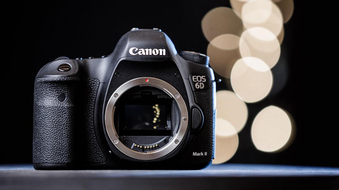 Imagem de Canon anuncia 6D Mark II e prova que suas DSLRs são boas em tudo, menos 4K no tecmundo