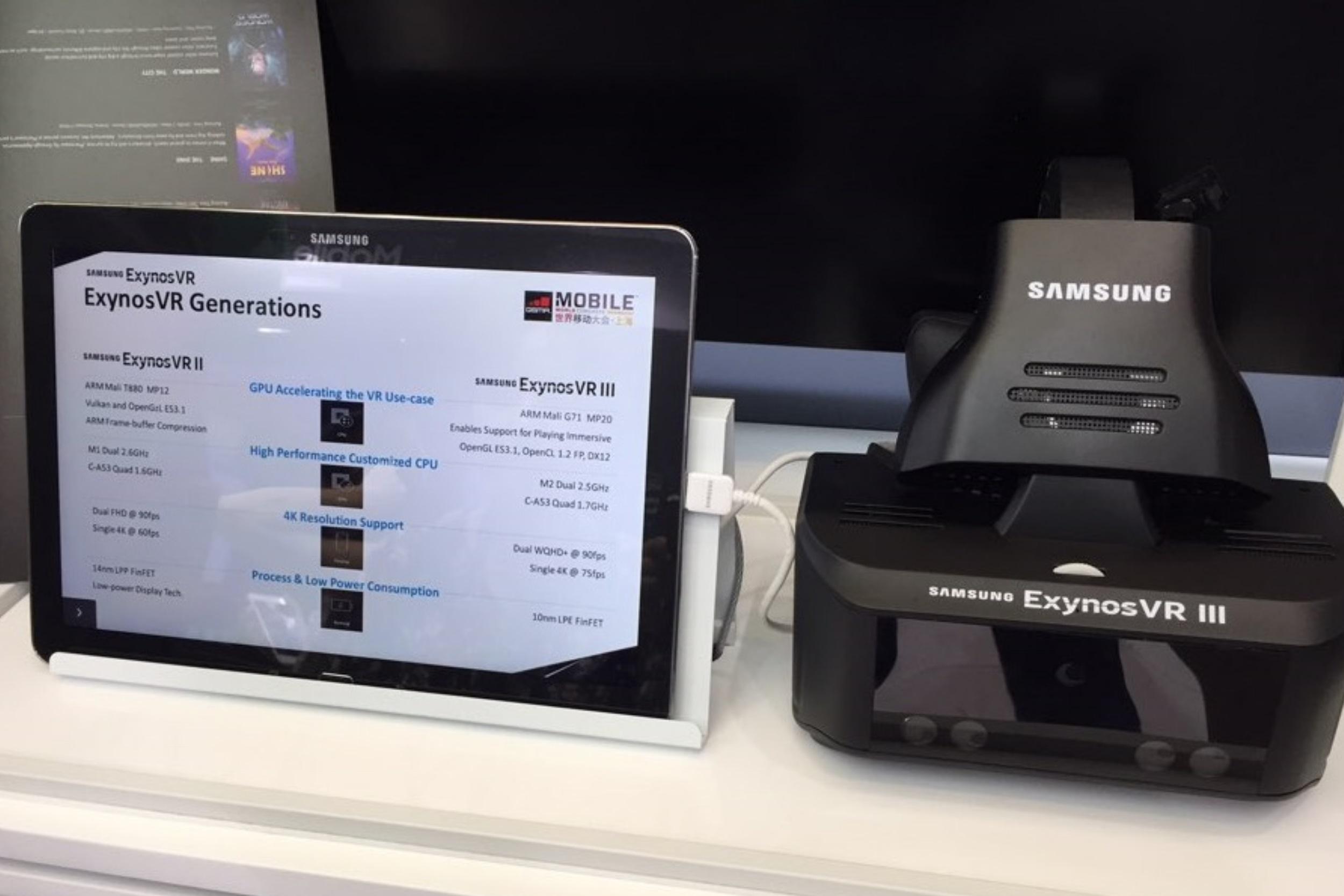 Imagem de Este é o protótipo de headset VR da Samsung que dispensa smartphone no tecmundo