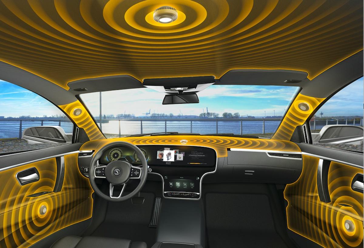 Imagem de Como o acabamento interno do seu carro pode ser usado como alto-falantes? no tecmundo