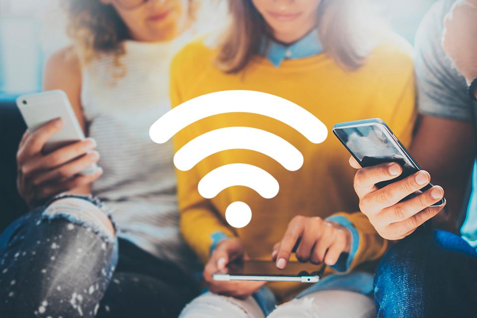 Imagem de Aprenda como compartilhar a internet do seu celular no tecmundo