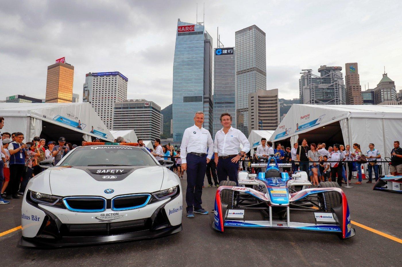 Imagem de BMW anuncia que vai criar equipe na Formula E em 2018 no tecmundo