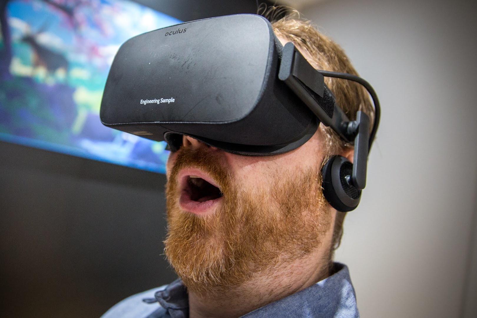 Imagem de Facebook planeja lançar óculos de VR sem fio e barato em 2018 no tecmundo