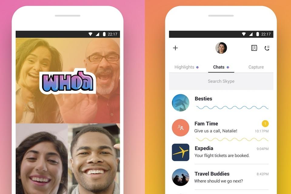 Imagem de Nova versão do Skype vem sendo odiada no Android e no iOS no tecmundo