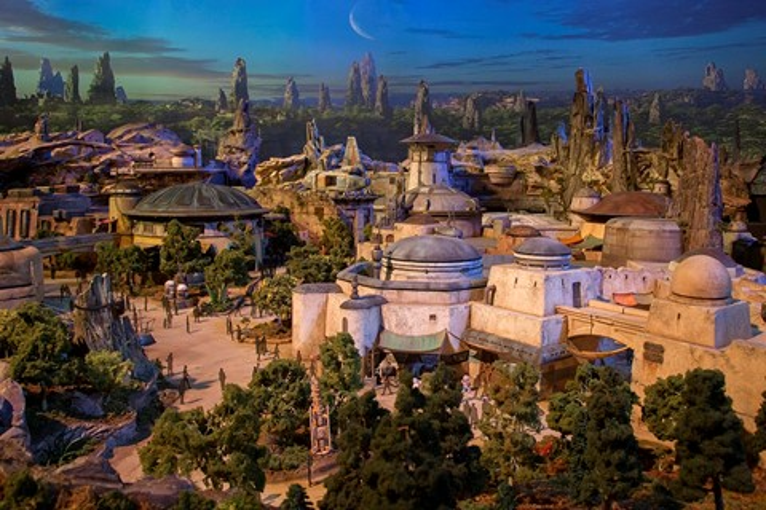 Imagem de Que tal dar uma olhada em como será a atração de Star Wars da Disney? no tecmundo