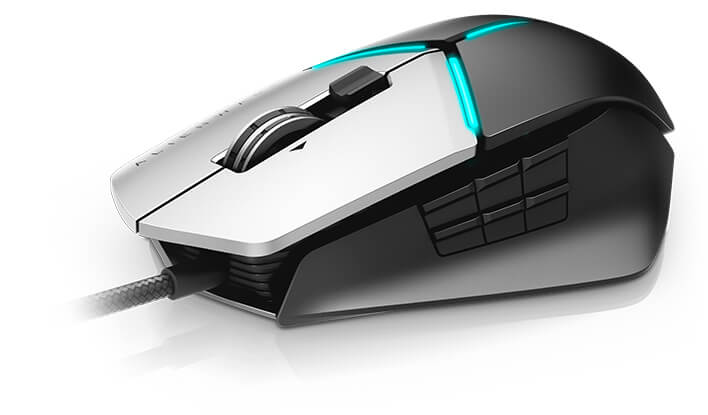 Dell lança monitores, mouses e teclados Alienware para gamers no Brasil