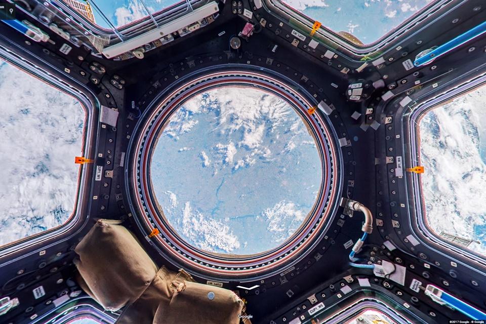 Imagem de Animal! Faça um passeio fantástico pelo espaço com o Google Street View no tecmundo