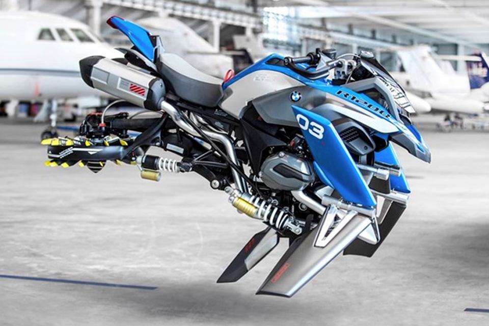 Imagem de 8 motos que mostram que o futuro também chegou em duas rodas no tecmundo