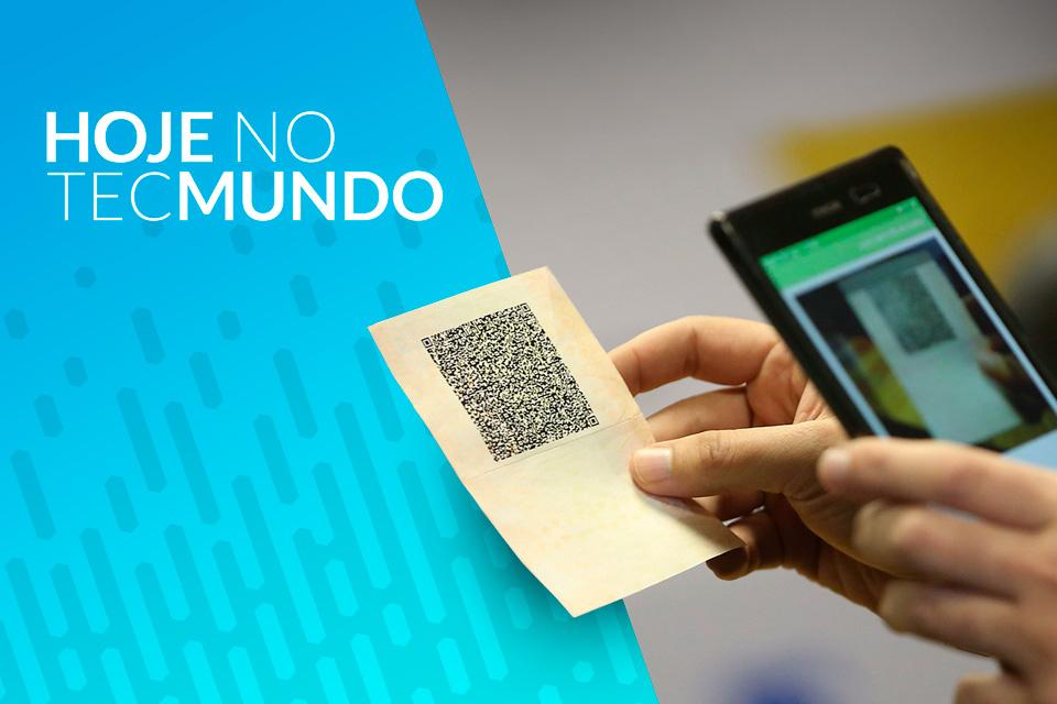 Imagem de CNH-e: carteira de motorista no celular - Hoje no TecMundo no tecmundo