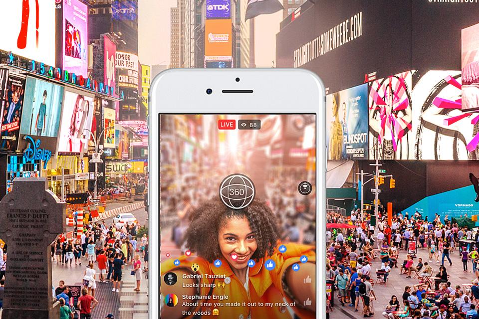 Imagem de Facebook apresenta novo programa e ferramentas inéditas para o Live 360 no tecmundo