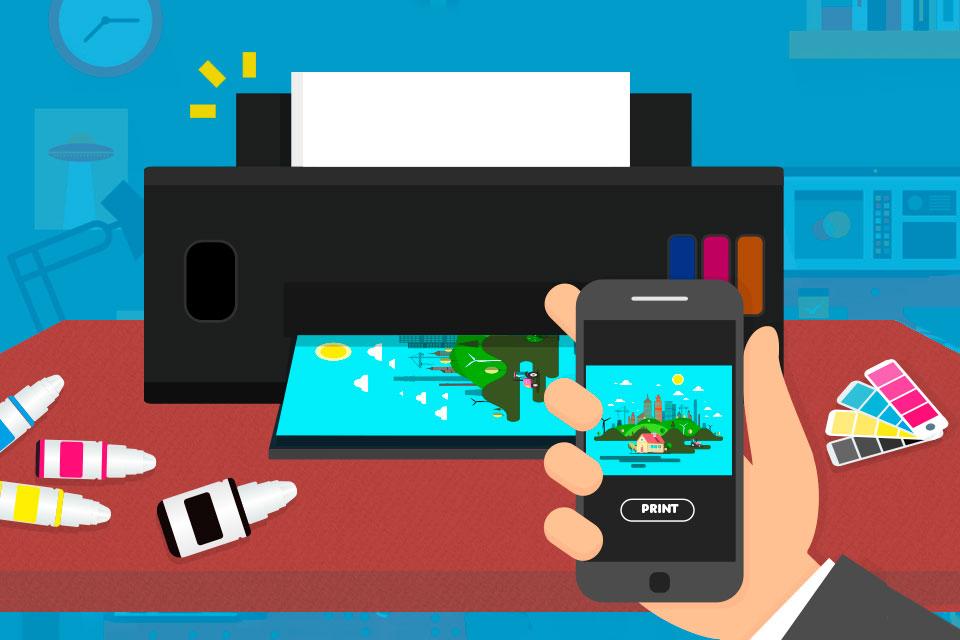 Imagem de Você sabe o que é uma impressora de tanque de tinta? Nós explicamos no tecmundo