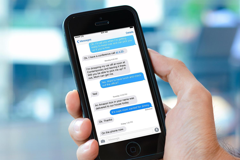 Imagem de Saiba como fazer backup e restaurar mensagens e SMS no iPhone no tecmundo