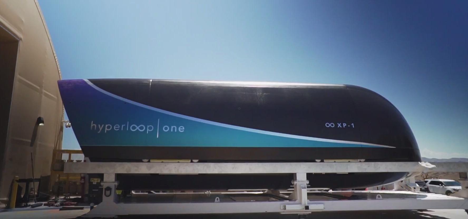 Imagem de Hyperloop One faz novo teste e atinge a marca de 308 km/h  no tecmundo