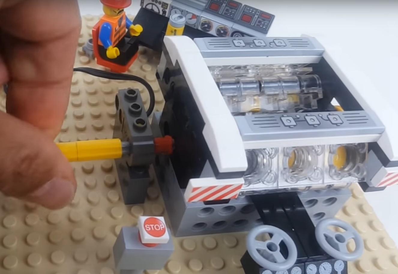 Imagem de Pessoas estão testando motores feitos com LEGO até eles explodirem no tecmundo