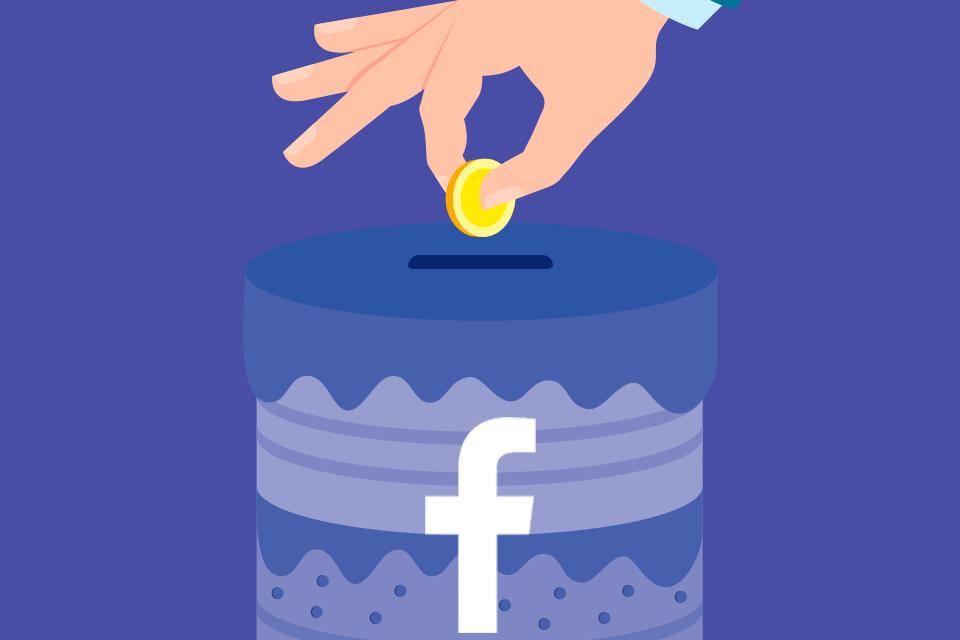 Imagem de Já pensou em usar o seu aniversário para arrecadar dinheiro no Facebook? no tecmundo