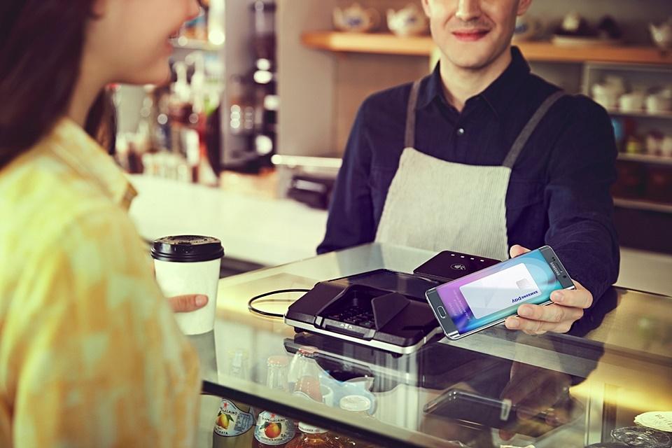 Imagem de Samsung Pay permite pagamentos com Ticket Alimentação no tecmundo