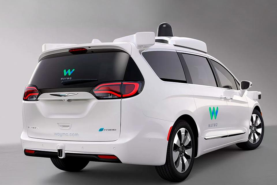 """Imagem de Carro autônomo da Waymo terá botão """"Ir!"""" em vez de volante e pedais no tecmundo"""