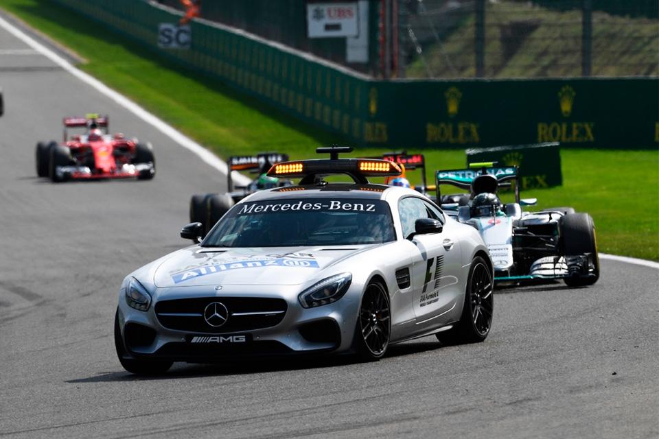 Imagem de Carros de segurança da Fórmula 1 poderão ser autônomos também no tecmundo