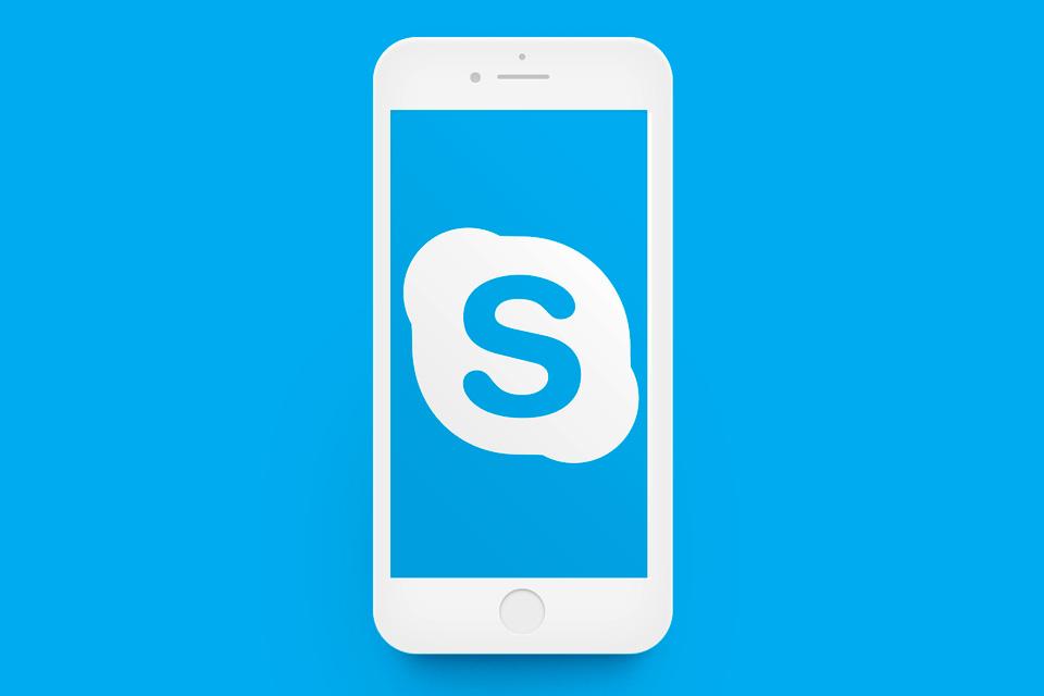 Imagem de Skype ganha novas funções em atualização para iPhone no tecmundo
