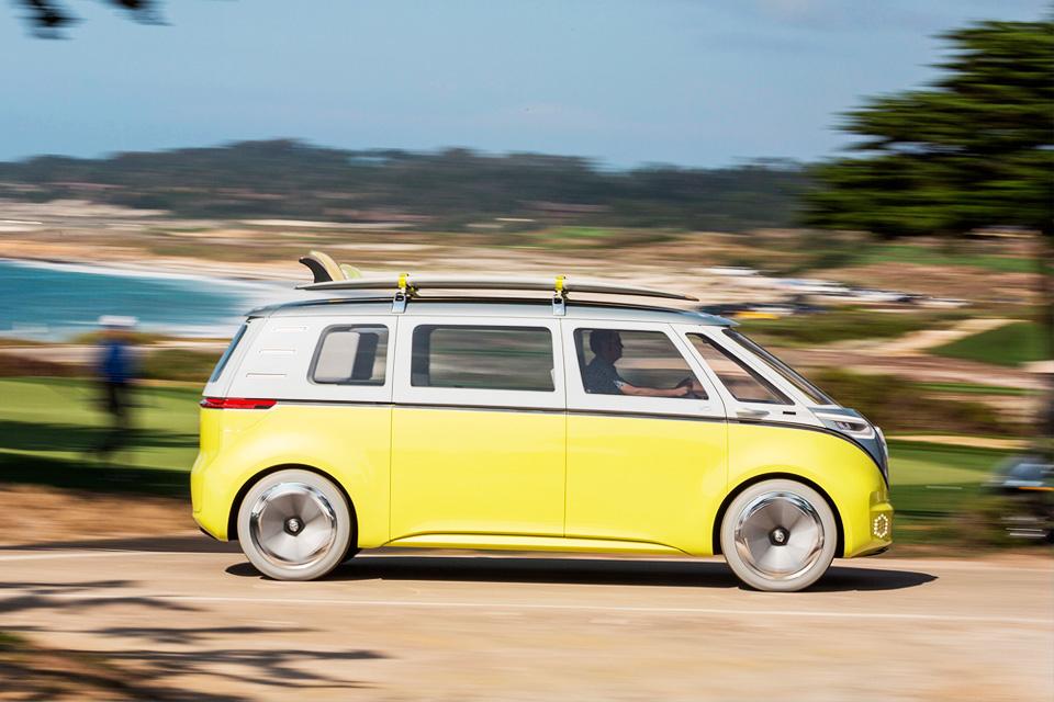 """Imagem de VW confirma produção de """"sucessora elétrica"""" da Kombi para 2022 no tecmundo"""