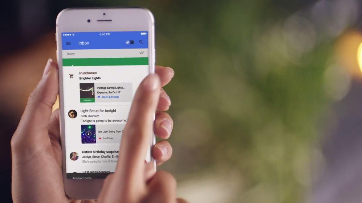 Imagem de Google Inbox ganha função de contas múltiplas, mas apenas no Android no tecmundo
