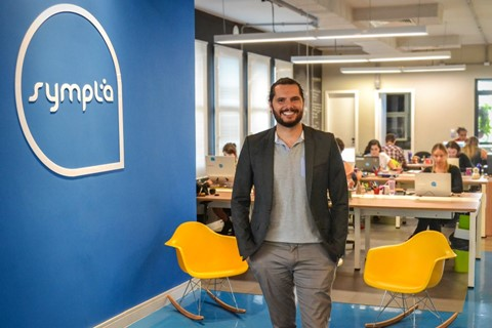 Imagem de Perfil: Rodrigo Cartacho conta trajetória plataforma de eventos Sympla no tecmundo